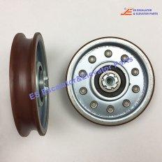 KM601106G01 Elevator Door Hanger Roller