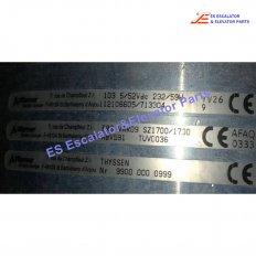 <b>99000000999 Escalator Brake</b>