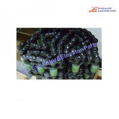 <b>YS002A314G04 Escalator Handrail Lug Chain</b>