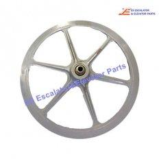 <b>1709050900 Escalator Handrail Drive Wheel</b>