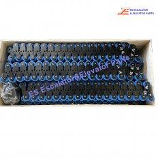 <b>ST133-P=12.67 Escalator Step Chain</b>