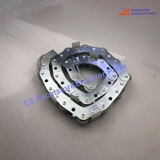 10073423 Escalator Chain handrail rollers