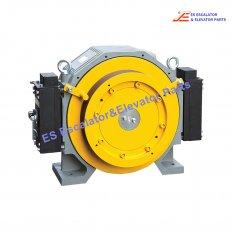 GTW7-41P0 Elevator Gearless Traction Machine